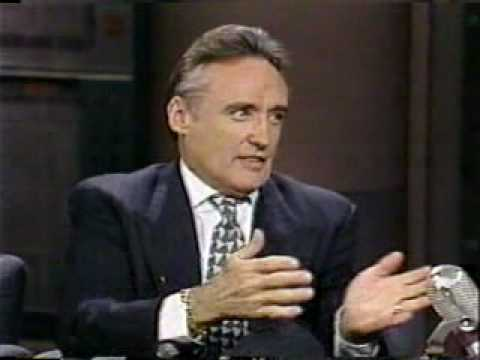 Dennis Hopper @ David Letterman, Part 1 of 2