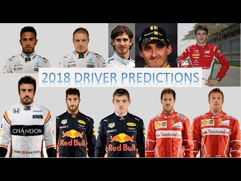 f1 2018 driver line up predictions youtube. Black Bedroom Furniture Sets. Home Design Ideas