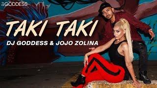 Taki Taki | DJ Snake, Selena, Cardi B | Dance Cover | DJ Goddess & Jojo Zolina