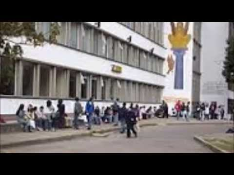 NATIONAL UNIVERSITY OF COLOMBIA IN 10 YEARS