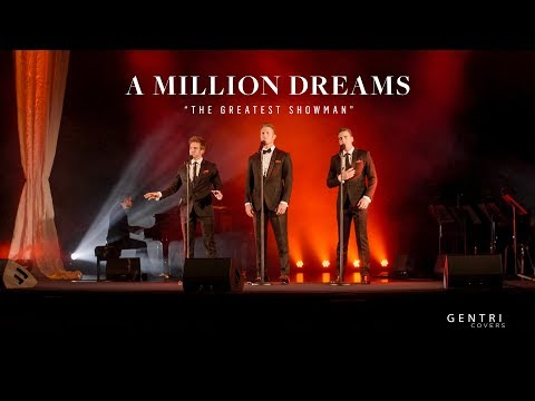 """A Million Dreams"" (The Greatest Showman) 