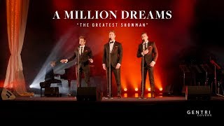 """GENTRI Covers - """"A Million Dreams"""" (The Greatest Showman)"""