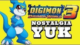 [√ LIVE #735 ] DIGIMON WORLD 3 ( EP.1 ) | #NOSTALGIA Walkthrough Longplay
