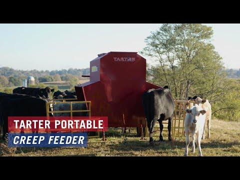 Tarter 165-Bushel Portable Creep Feeder