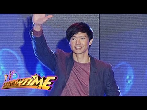 """It's Showtime Singing Mo 'To: Ronnie Liang sings """"Ngiti"""""""