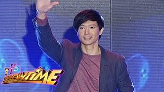"It's Showtime Singing Mo 'To: Ronnie Liang sings ""Ngiti"""
