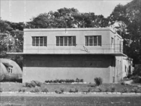 Norfolk Uncovered: The Control Tower, RAF North Creake