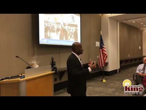 Seattle Southside Chamber Sea-Tac Airport Luncheon 8/9/17