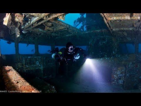Advanced Sidemount Wreck Diving - Canterbury