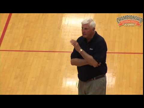 Bob Knight's Insight On Defining Player Roles And Creating Success!