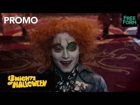 13 Nights of Halloween Tim Burton Marathon  Freeform