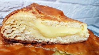 ЭТО ОБЪЕДЕНИЕ ФЫТЫР - Египетский пирог с кремом. Fytyr. Egyptian Cream Pie
