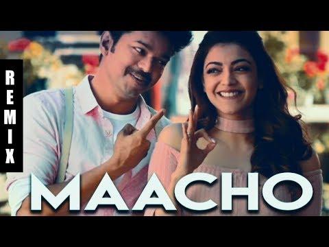 Maacho Remix (ProdDj HKM) | Mersal | Vijay | Kajal Agarwal