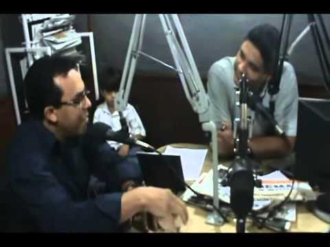 Entrevista na Radio São Luis =   Pr Luis Claudio