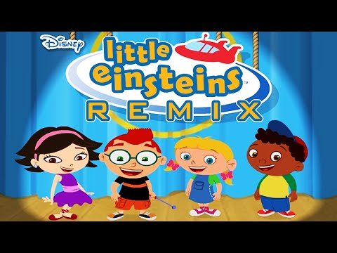 LITTLE EINSTEINS REMIX! [PROD. BY ATTIC STEIN]