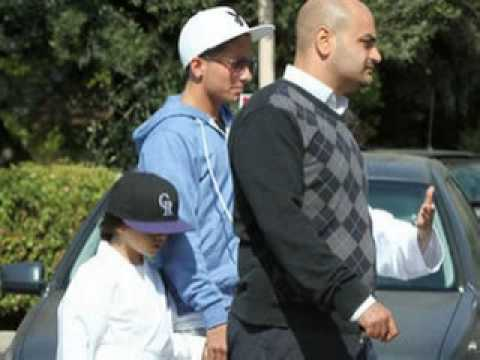 Oct 7 Omer Bhatti is back from Oslo..Prince,Paris,Blanket Jackson out in LA for Karate