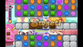 Candy Crush Saga Level 1454 (No booster)