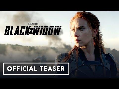 Black Widow - Official Teaser Trailer (2020) Scarlett Johansson, David Harbour, Florence Pugh