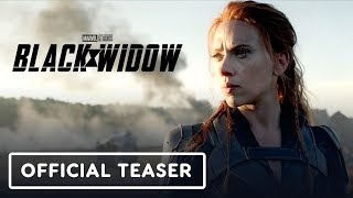Black Widow - Official Teaser Trailer (2020) Scarlett Johansson, David Harbour, Florence Pugh