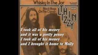 Thin Lizzy - Whiskey in the Jar + Lyrics