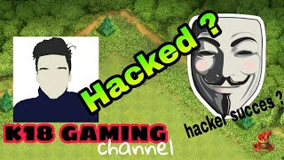 K18 GAMING CHANNEL HACKED || WHAT HAPPENED ?|| Check out