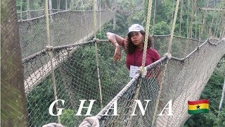 NEW YORK TO ACCRA (Ghana Vlog Pt 1)