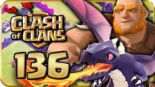 Let's Play CLASH of CLANS 136: CK-Angriff gegen Saikat