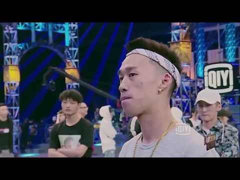 《中國有嘻哈》實力選手 AL ROCCO 遭淘汰 只因rap全用英文