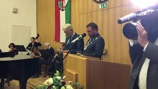 Rolf Schumacher neuer Ehrenbürger in Mayen