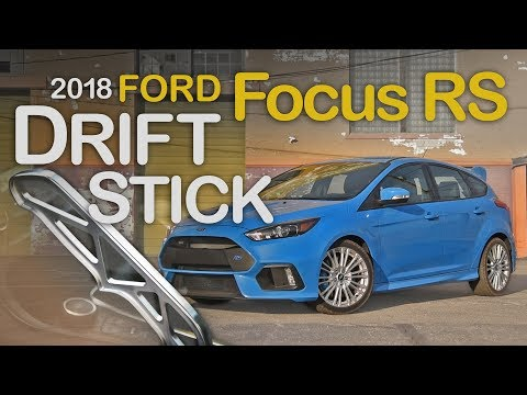2018 Ford Focus RS Drift Stick Review: Curbed with Craig Cole
