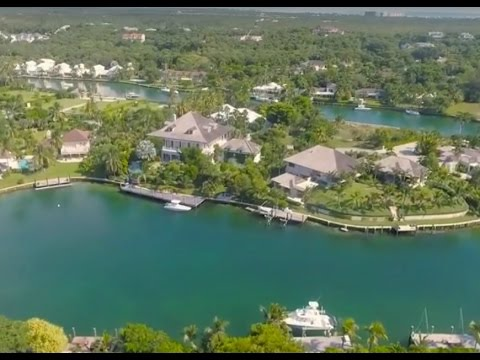 Deja Vu - Lyford Cay, Bahamas Luxury Home for Sale