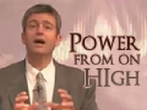 Clothed With Power From On High - Paul Washer