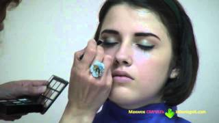 Макияж обучение  Кус по визажу(http://videohdi.com/landing/makeup/ СКАЧАТЬ другие видео, БЕСПЛАТНО, можно ЗДЕСЬ: http://videohdi.com/landing/makeup/ Виктория Косюк скачать..., 2013-08-16T12:56:52.000Z)