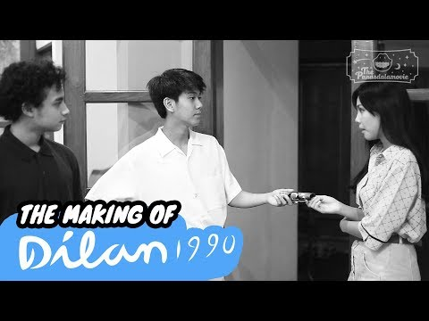 The Making Of DILAN 1990 | Sebuah Proses Panjang - Part 1