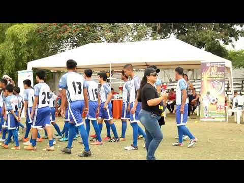 Microinformativo Yo Soy de Chone - Inaugurado IV Campeonato Infanto Juvenil zona norte Manabí