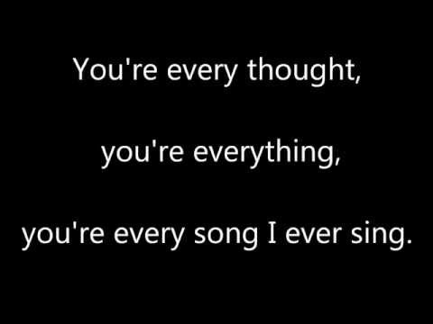 Michael Buble - All I do is dream of you (lyrics)