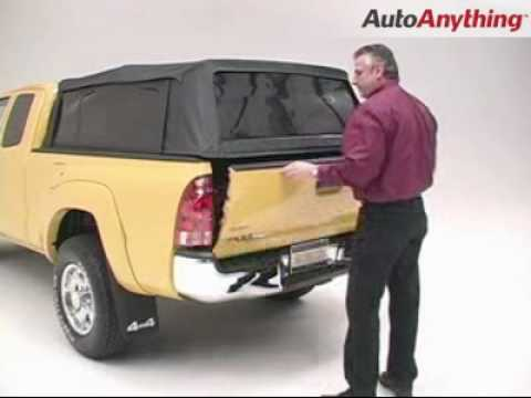 Chevy Avalanche 2016 >> Bestop Supertop for Trucks: The Collapsible Camper Shell - YouTube