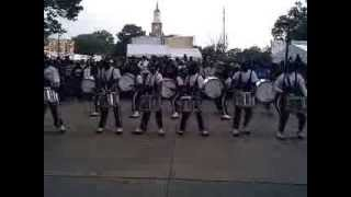 Thunder Machine Homecoming Block at Howard University Homecoming 2011 (Pt. 2)