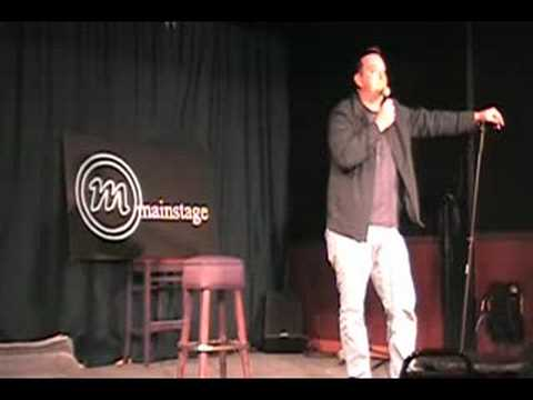 Geoff Brousseau at Mainstage Comedy Club