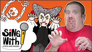 Spooky Halloween Songs | Songs For Kids | Sing With Steve And Maggie