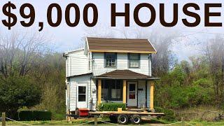 $9,000 CASH HOUSE - Demolition // Framing  - #22