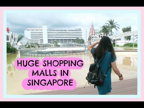 Huge Shopping Malls in SINGAPORE!😍 (IMM MALL, VIVO CITY, & JEM) | RaychVlogs