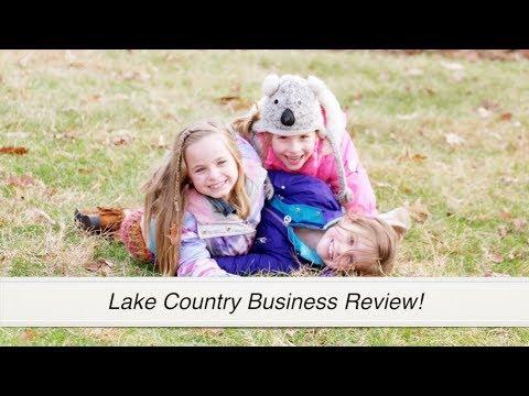 Lake Country Biz Review: University Lake School