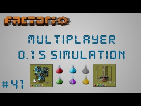 EP41: Small Tour & Oil Base! | Factorio 0.15 Simulation Multiplayer Megabase