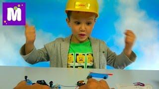 Делаем настоящий светофор / Опыты с электричеством / Опыты от папы и Макса /Электроэнергия из соли