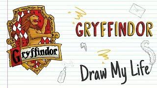GRYFFINDOR 🦁 | Draw My Life