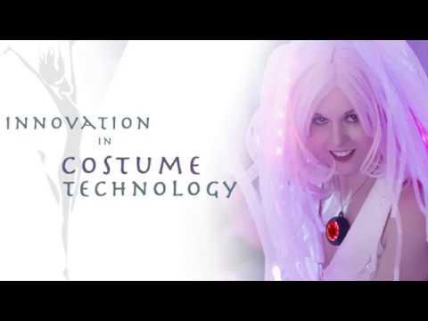 Patreon Intro: Erin St Blaine, Innovation in Costume Technology