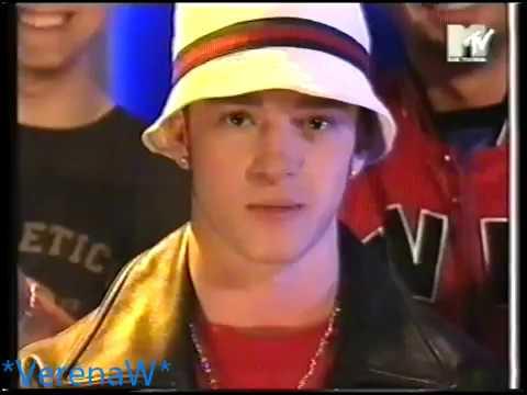'NSync MTV UK news Interview 1999