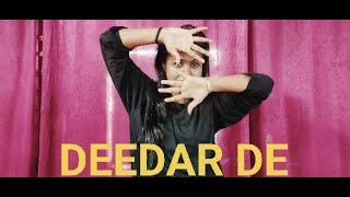 Deedar De | Chhalaang | Dance Choreography | Yash Kumar Dance