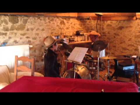 Jazz in ecuras 2 depart d'Anders Soldh